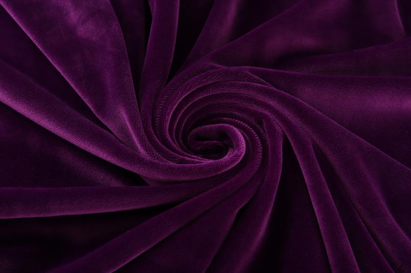 单面超柔-深紫