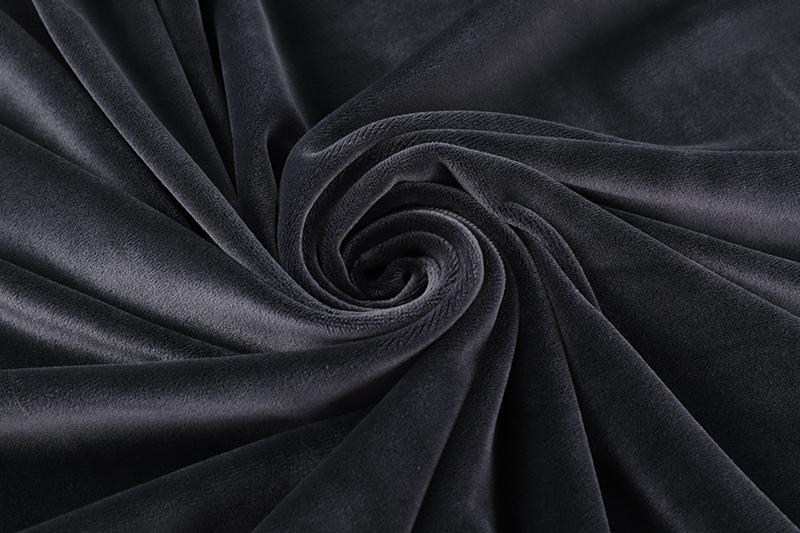 单面超柔-黑色