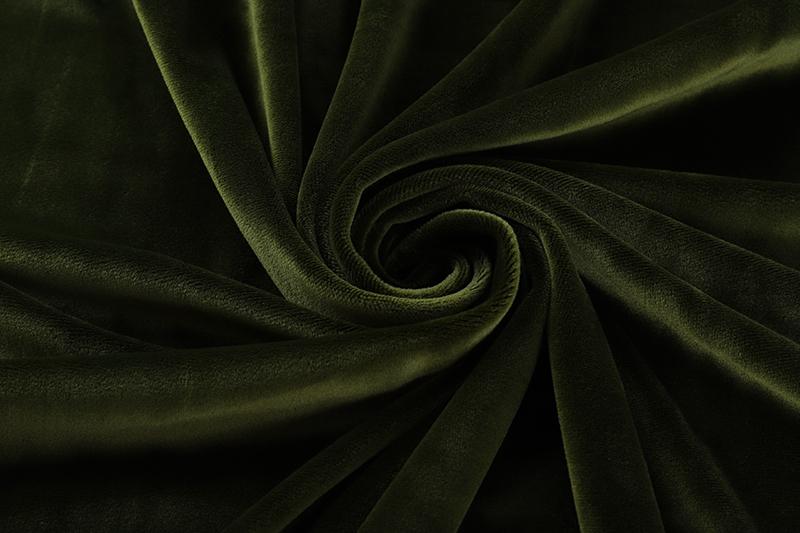 单面超柔-军绿