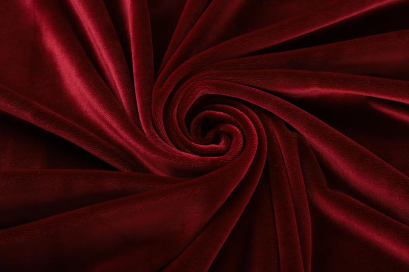 单面超柔-暗红