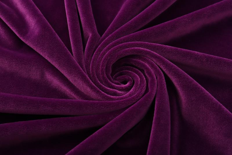 双面超柔-深紫