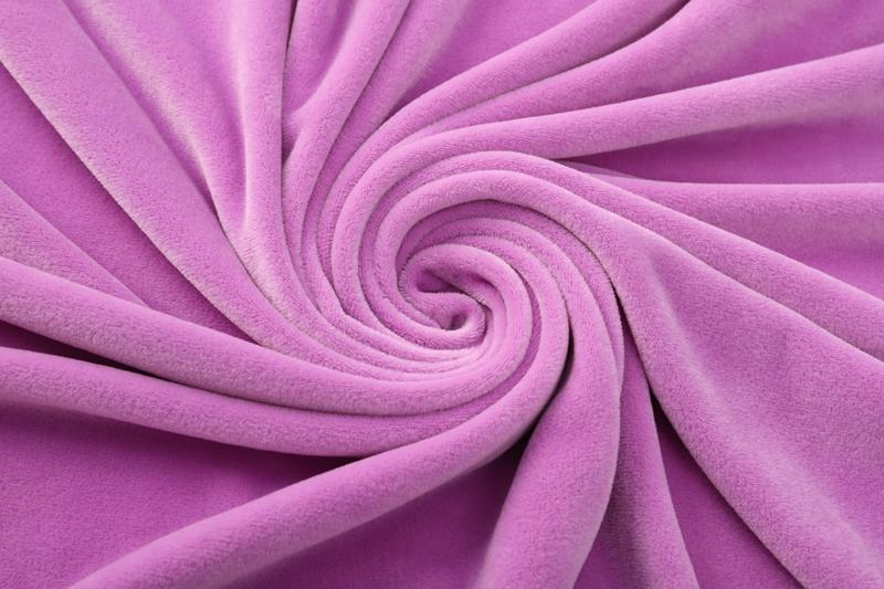 双面超柔-浅紫