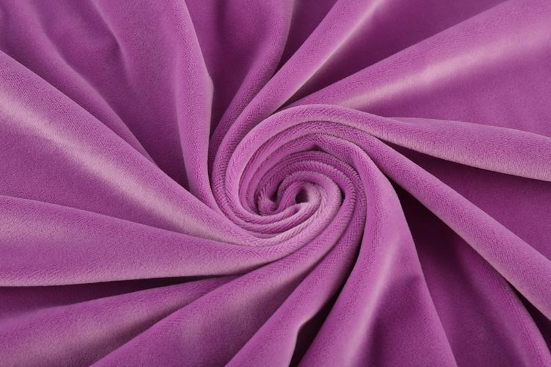 单面超柔-浅紫